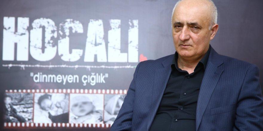 Hocalı Katliamı'nın Tanığı Ermenilerin Vahşetini Ve Yaşadığı İşkenceleri Unutamıyor