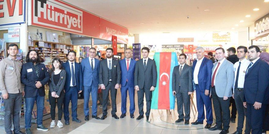 """Selçuk'ta """"Karabağ Meselesi ve Hocalı Soykırımı Sergisi"""""""