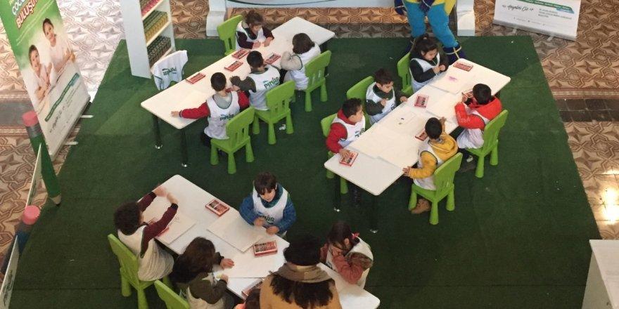 Pınar Çocuk Resim Atölyesi Konya'da çocukları bekliyor