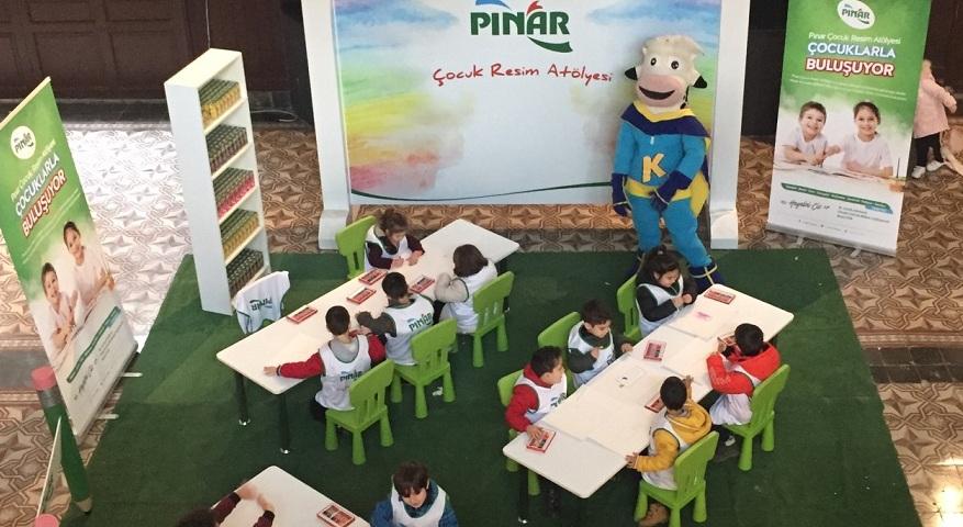 Pınar Çocuk Resim Atölyesi  KONYA'YA GELİYOR