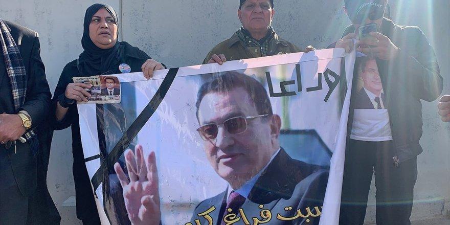 Mısır'ın Eski Cumhurbaşkanı Mübarek İçin Askeri Cenaze Töreni Düzenlendi