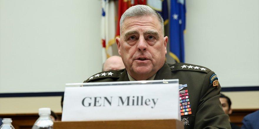 Abd Genelkurmay Başkanı: Türkiye-suriye Sınırına Bir Daha Asker Konuşlandırma Niyetimiz Yok