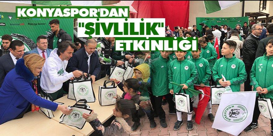 """Konyaspor'dan """"Şivlilik"""" Etkinliği"""