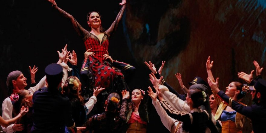 İzdob 'Carmen' Balesinin Dünya Prömiyerini Yapacak