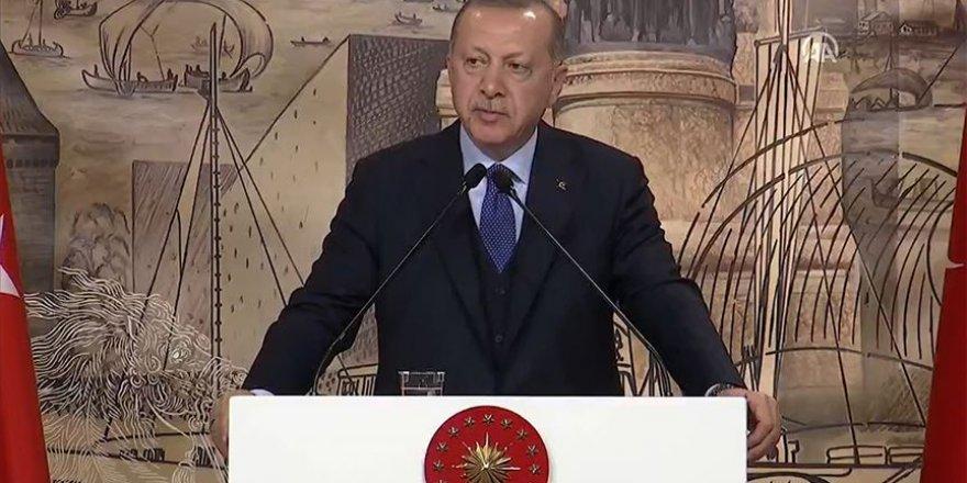Cumhurbaşkanı Erdoğan: Güvenli bölgeyle sınırlarımızı teminat altına almak istiyoruz