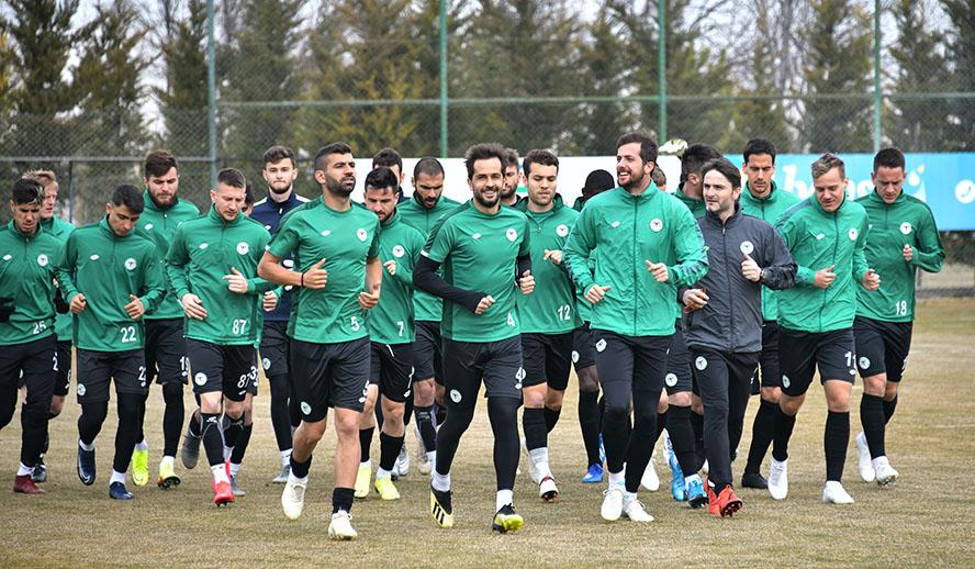Konyaspor yarın toplanacak