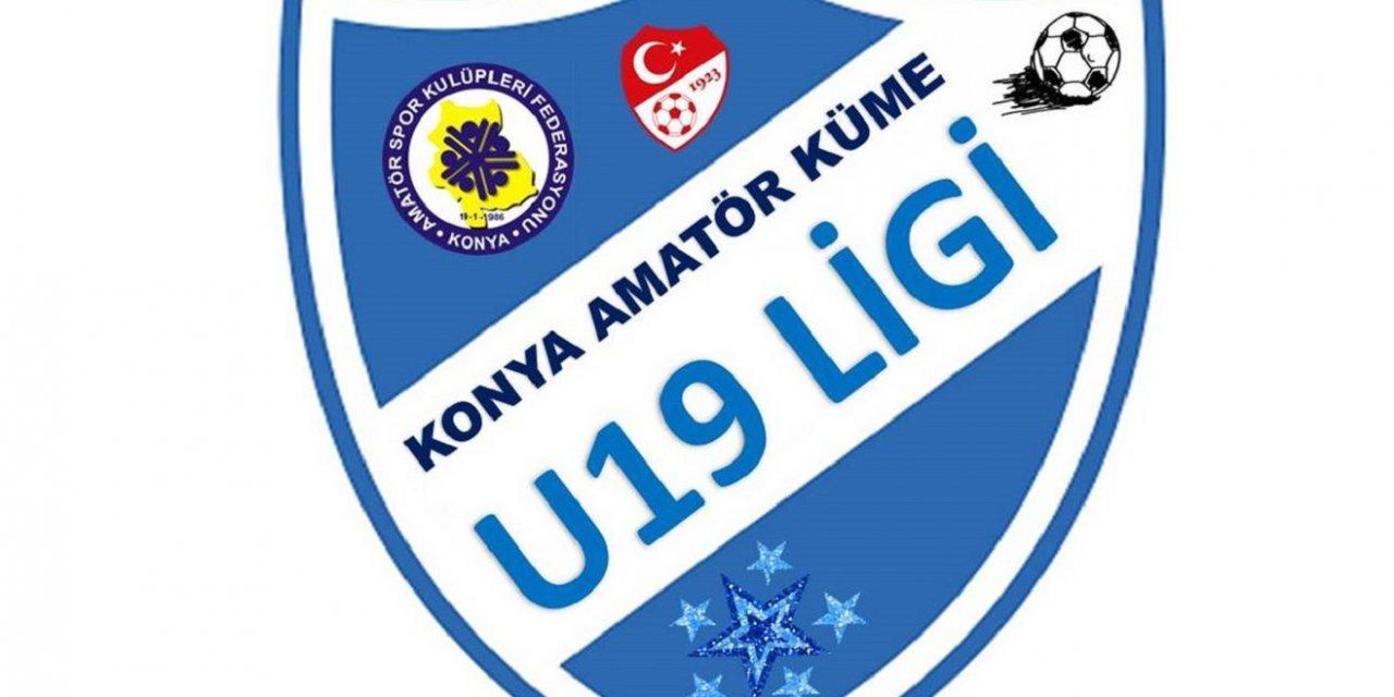 1. Amatör Küme U19'da  3 finalist belli oldu