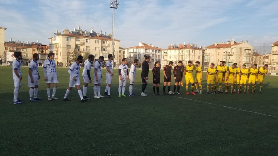 1. Amatör Küme play-off'unda finalin adı