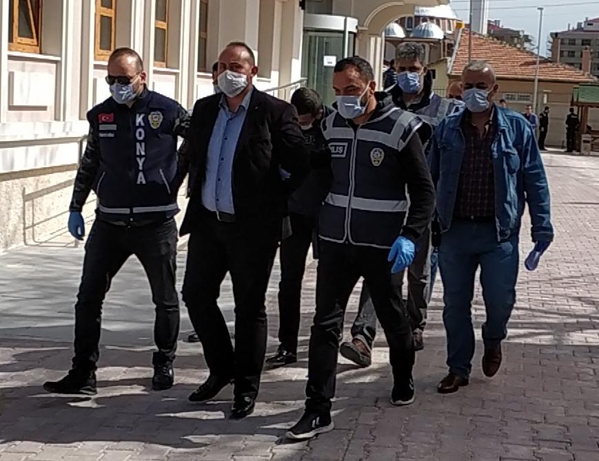 Konya'daki cinayette 2 tutuklama