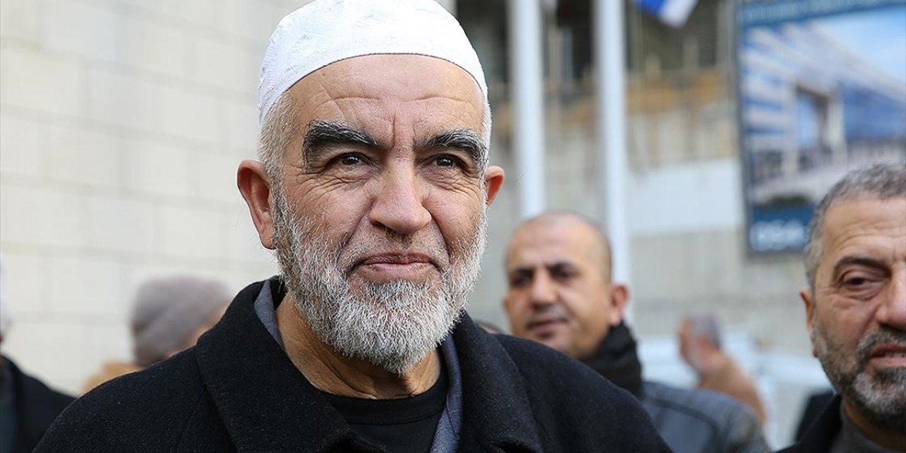 İsrail Mahkemesi Şeyh Salah'ın Hapis Cezasının Ertelenmesi Talebini Kabul Etti