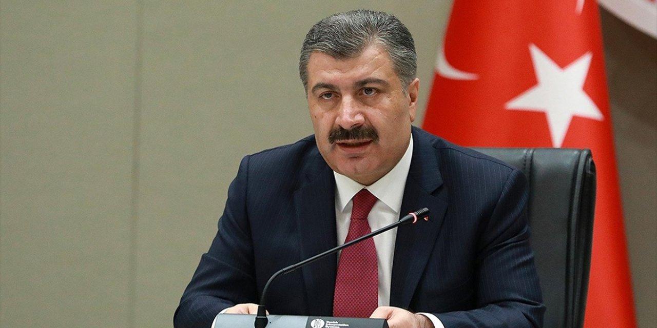 Fahrettin Koca Sağlık Bakanlığına Alınacak 32 Bin Personele İlişkin Ayrıntıları Açıkladı