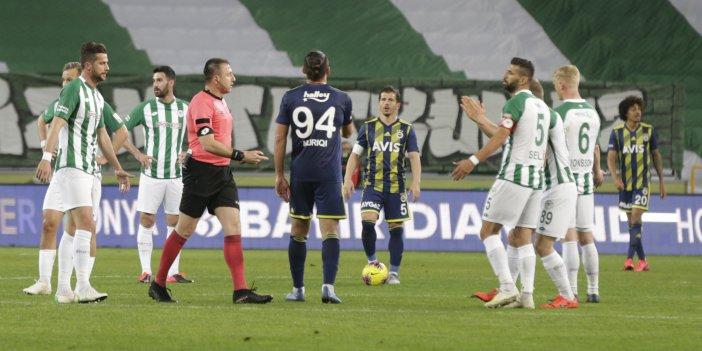 Fenerbahçe son maçını Konyaspor'la yapmıştı!