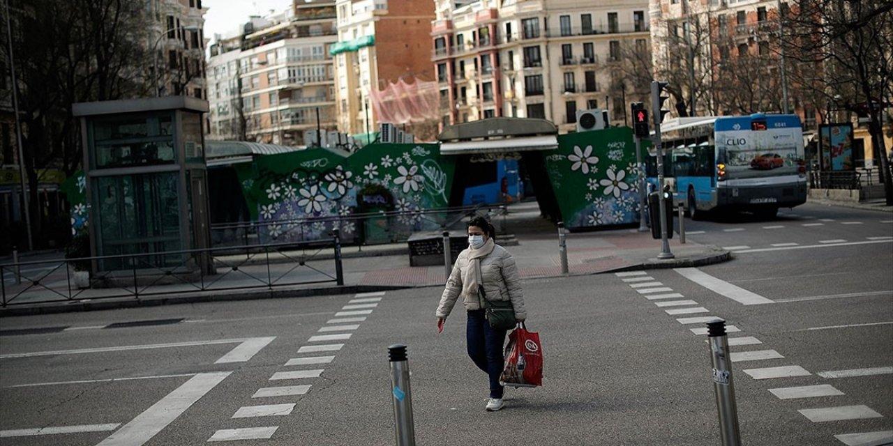 İspanya'da Koronavirüs Salgınından Ölenlerin Sayısı 4 Bini Geçti