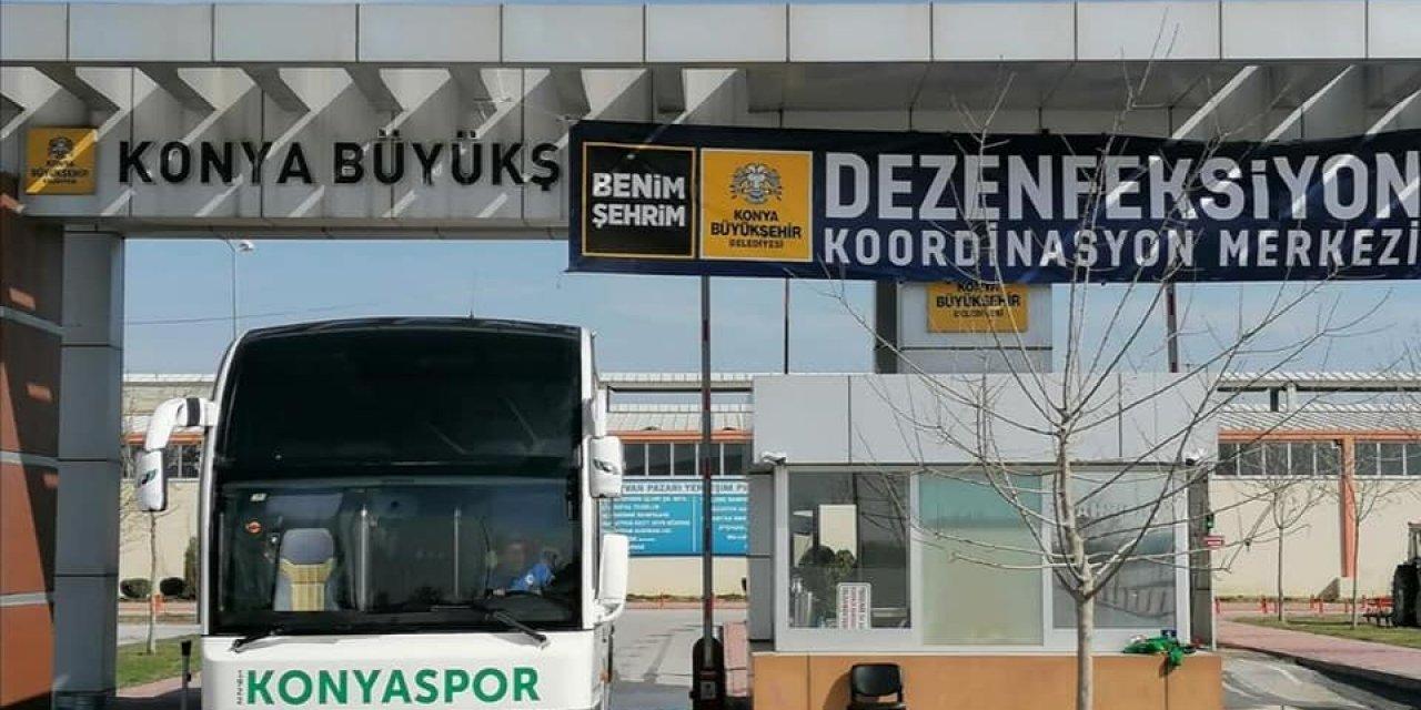 1922 Konyaspor'da izin 2. kez uzatıldı