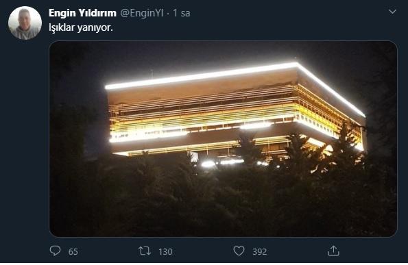 AKP'den AYM üyesinin 'ışıklar yanıyor' tweetinin ardından ilk açıklama - Gerçek Gündem