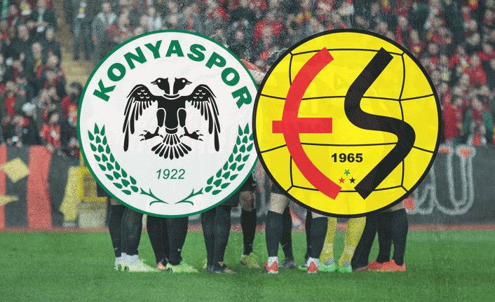Konyaspor, Eskişehirspor için gerekeni yaptı!