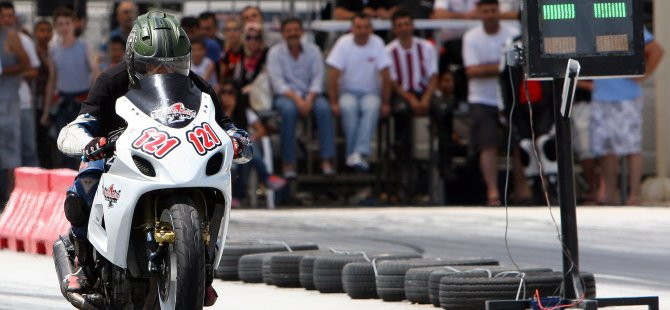 Türkiye Motodrag Şampiyonası Konya'da Yapılacak