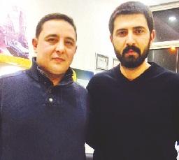 Ozgur Aydogan My Coiffeur De