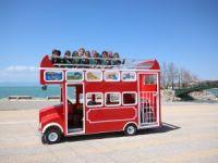 Çocuklara özel otobüs