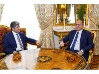 AA'dan Türkiye'nin Londra Büyükelçisi Bilgiç'e ziyaret
