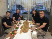 Konyaspor-Fenerbahçe maçının hakemleri Havzan 3'te