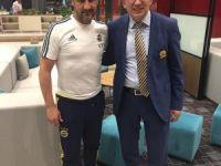 Mustafa İbalı, Vitor Pereira ile