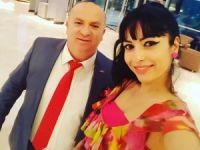 Ali Kaya ve Özlem Hanımdan başarı selfiesi