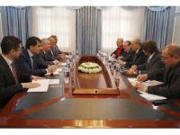 AB Orta Asya Özel Temsilcisi Peter Burian, Tacikistan'da