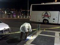 Otobüs terminalinde kimlik soran polislere silahla ateş etti: 3 şehit, 3 yaralı