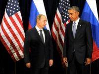 ABD'den Rusya'ya 'Suriye'de ortak hareket etme' teklifi