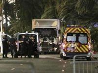 Fransa'da terör saldırısı: 80 ölü