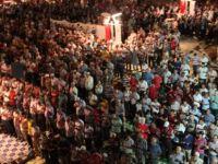 Seydişehir'de Gıyabi Cenaze  Namazı Kılındı