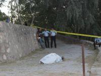 Karapınar'da ceset bulundu