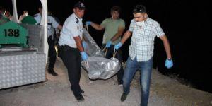 Konya'da boş arazide erkek cesedi bulundu