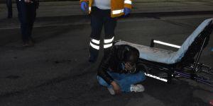 İhsaniye'de bıçaklı kavga: 2 yaralı