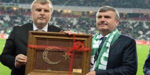Akyürek: En iyi taraftar Konyaspor'da