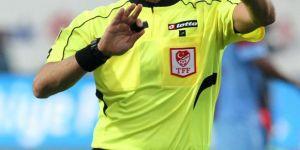 Gaziantepspor-Atiker Konyaspor maçının hakemi