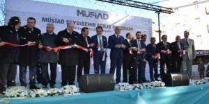 Seydişehir MÜSİAD Resmen Açıldı