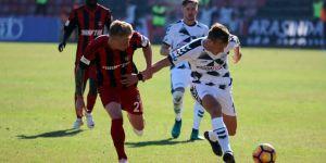 Gaziantepspor: 0 - Atiker Konyaspor: 3