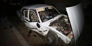Beyşehir'de feci kaza