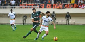 Aytemiz Alanyaspor: 2 - Atiker Konyaspor: 3