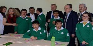 Atiker Konyaspor'dan anlamlı ziyaret