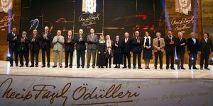 '3. Necip Fazıl Ödülleri' Sahiplerini Buldu