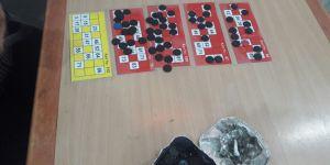 Konya'da kumarhane baskını