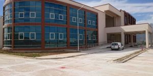 Seydişehir'de Yeni Hastane Baharda Hizmete Giriyor