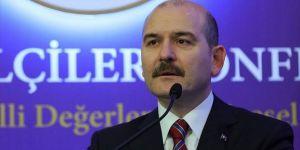 İçişleri Bakanı Soylu: Fetö Temizliğinin Daha Yüzeyindeyiz