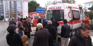 Şişli Hamidiye Etfal Hastanesindeki Yangın Söndürüldü