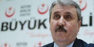 Bbp Genel Başkanı Destici: Kaba Kuvvete Başvurmak Hiçbir Siyasi Partiye Yakışmamaktadır