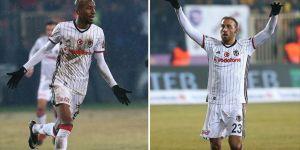 Beşiktaş'ta Gollere Cenk Tosun İle Talisca İmzası