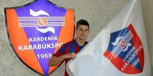 Bliznichenko Kardemir Karabükspor'a İmzayı Attı